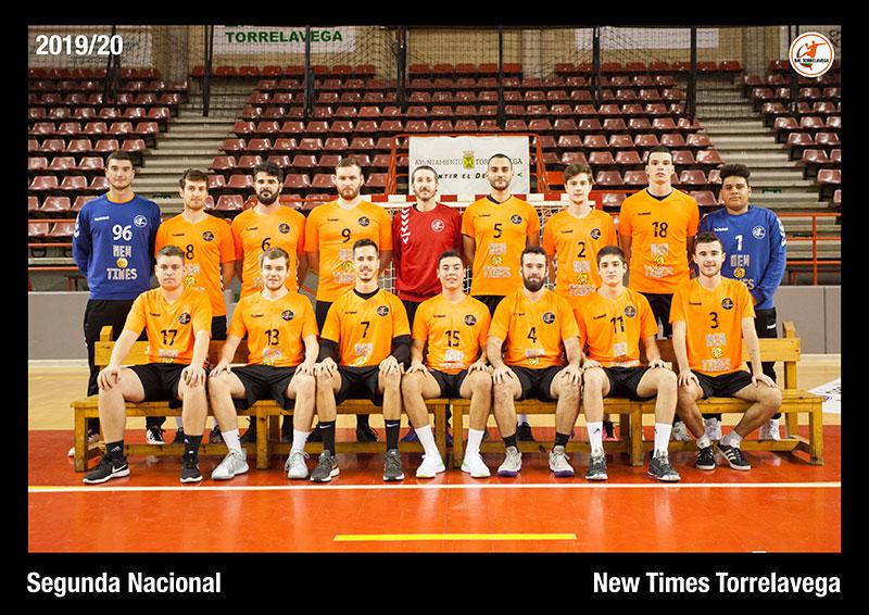 Segunda Nacional New Times Torrelavega