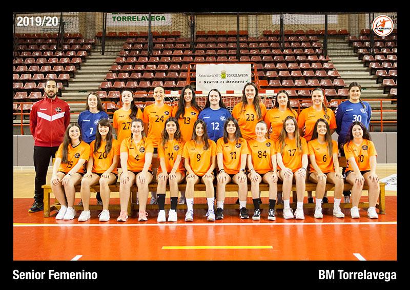 Senior Femenino BM Torrelavega